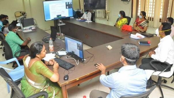 online-classes-for-corporation-schools-begin-in-madurai