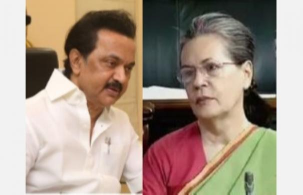 the-government-s-reckless-handling-of-the-corona-epidemic-is-alarming-stalin-agonized-over-sonia-gandhi-s-consultation