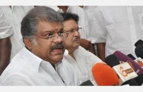 the-arrest-of-rs-bharathi-is-legal-it-s-not-right-to-blame-the-government-gk-vasan