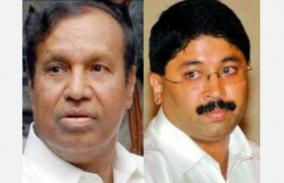 police-not-to-take-action-against-dayanidhi-maran-and-t-r-balu-till-may-29-high-court-order