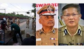 workers-returning-to-chennai-from-mumbai-hungry-andhra-policemen-on-request-of-police-commissioner