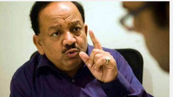 india-felt-big-jolt-with-the-sudden-spike-in-cases-due-to-markaz-incident-harsh-vardhan