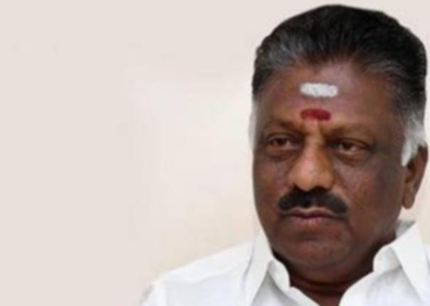 o-panneerselvam-will-be-discharged-today-evening