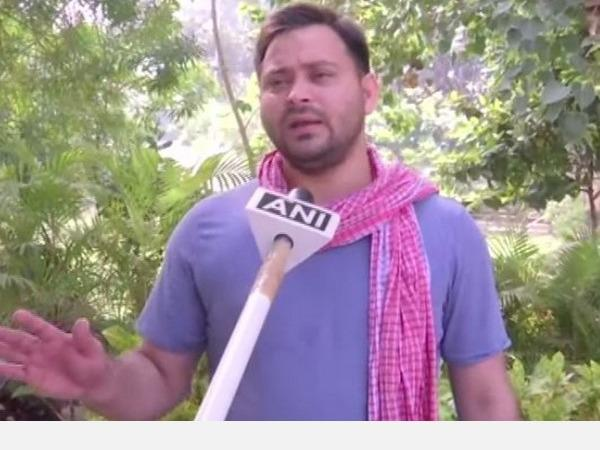 bjp-richest-party-in-world-doesn-t-care-for-poor-tejashwi-yadav