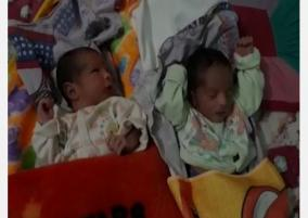 meerut-couple-names-their-newborn-twins-quarantine-and-sanitizer