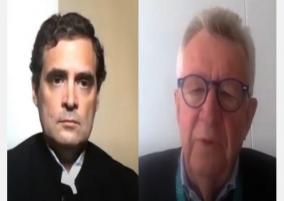 india-will-ruin-its-economy-very-quickly-if-it-had-severe-lockdown-swedish-health-expert-to-rahul-gandhi