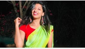 kannada-tv-actress-mebeina-michael-dies-in-road-accident