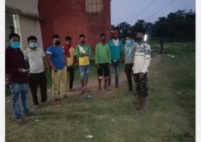 bihar-fir-against-9-migrants-for-complaining-of-poor-facility-at-quarantine-centre-in-madhepura