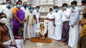 kayatharu-muthukrishneswar-temple-repair-works-begin