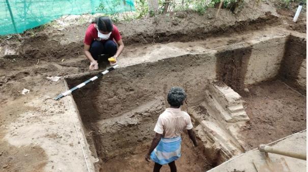 Keeladi excavation begins