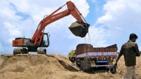 sand-mining-in-vilathikulam-bjp-protest