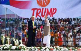 sena-leader-blames-namaste-trump-event-for-covid-19-spread