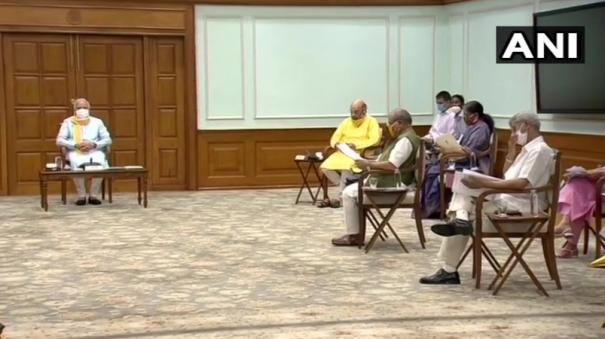 m-narendra-modi-chaired-union-cabinet-meeting