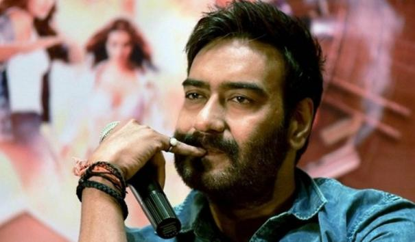ajay-devgn-contributes-oxygen-cylinders-ventilators-to-dharavi-s-makeshift-hospital