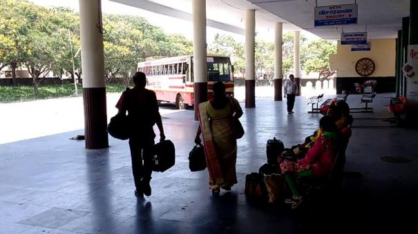 buses-not-operated-in-kanyakumari-alone