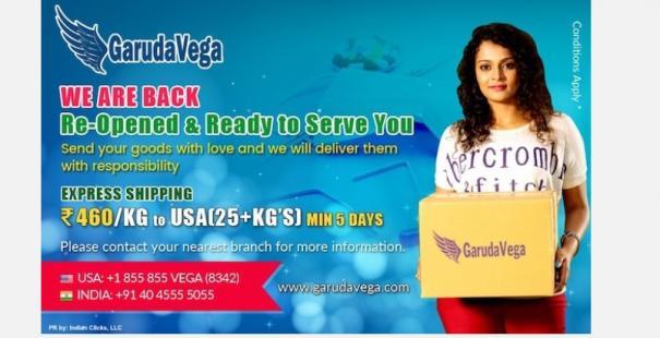 garudavega-resumes-shipments-across-the-world