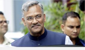 uttarakhand-cm-three-other-ministers-in-self-quarantine-after-colleague-tests-positive