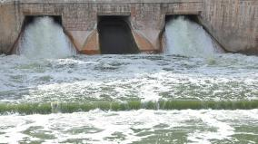 water-released-from-krishnagiri-dam