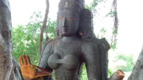 1000-years-old-kotravai-statue-found-in-virudhunagar