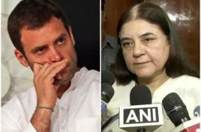 maneka-gandhi-targets-rahul-for-no-action-against-elephant-death-in-kerala