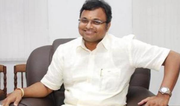karthi-chidambaram-case-high-court-notice-to-income-tax-department