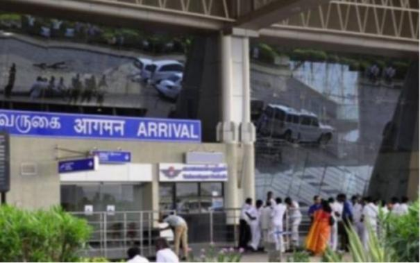 2-cisf-personnel-in-madurai-airport-tests-positive-for-corona