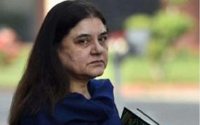 kerala-police-registers-case-against-maneka-gandhi-over-tweet-on-malappuram