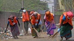 madurai-hc-bench-hails-corporation-for-giving-proper-safety-equipments-to-sanitation-workers