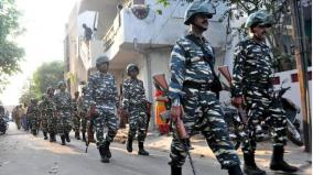 cisf-officials-succumbs-to-covid-19-13th-death-in-capfs