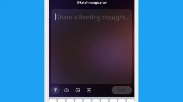 twitter-begins-testing-disappearing-tweets-feature-fleets-in-india