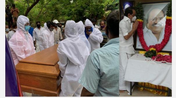 j-anbalagan-burial-with-health-care-volunteers-tears