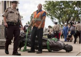 protesters-tear-down-christopher-columbus-statue-in-minnesota