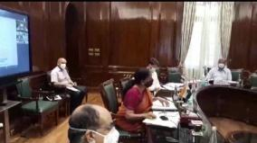 nirmala-sitharaman-holds-40th-gst-council-meeting-through-video-conference