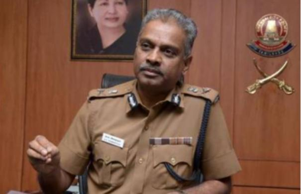 the-humanities-of-the-madras-police-commissioner-inspector-with-corona-virus-infection-vaccine-from-abroad-at-own-cost