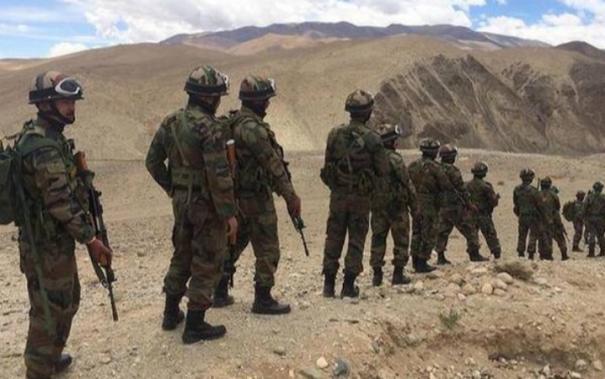 லடாக் எல்லையில் மோதல்- பலி; சீன வீரர்களின் செயல்பாடே காரணம்: இந்தியா  குற்றச்சாட்டு | India blames China for violent face-off in eastern Ladakh -  hindutamil.in