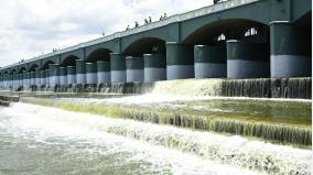 kallanai-open-for-irrigation