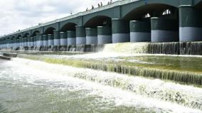 mettur-dam-water-level-decreased