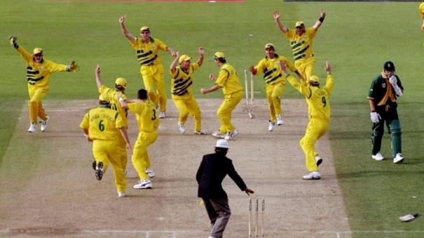 can-not-forget-1999-aus-vs-semifinal-match-aus-to-fail-the-advanced-miracle-for-the-finale