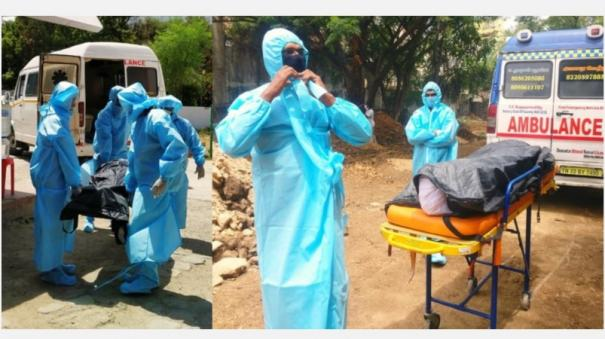 victims-of-coronavirus-deaths-sdpi-parties-with-a-spirit-of-service