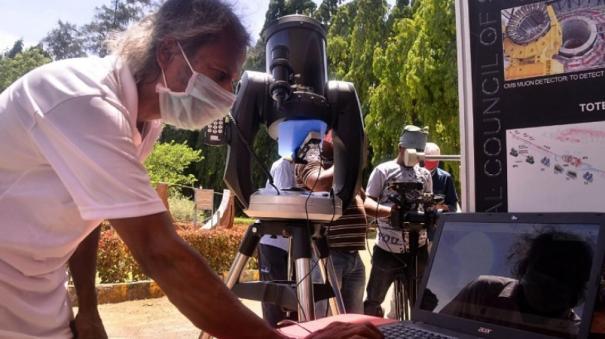 live-telecast-of-solar-eclipse-done-in-nellai