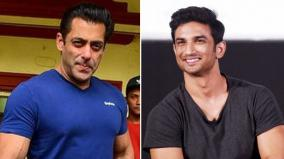 salman-khan-tweet-about-sushant-singh-fans-issue
