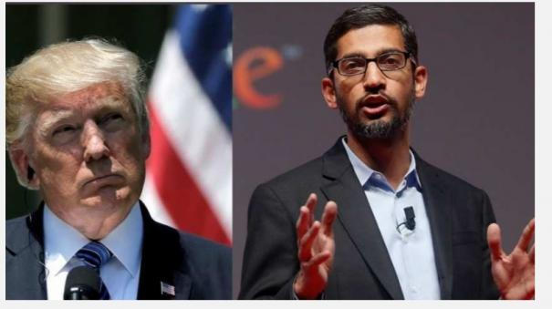 sunder-pichai-disappointed-by-trump-s-immigration-proclamation