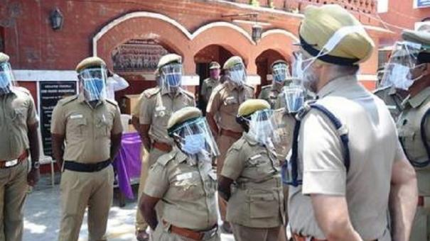give-full-mask-for-police-hc-tells-state