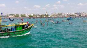 fishermen-protest-in-puduchery