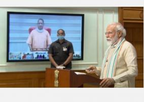 u-p-govt-s-efforts-during-covid-19-helped-save-85-000-lives-says-narendra-modi