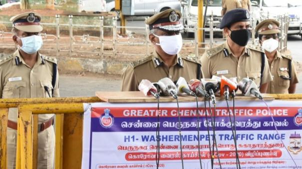 police-should-not-beat-or-harass-civilians-or-speak-hurtful-words-police-commissioner-ak-viswanathan