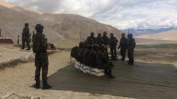 india-china-army-officials