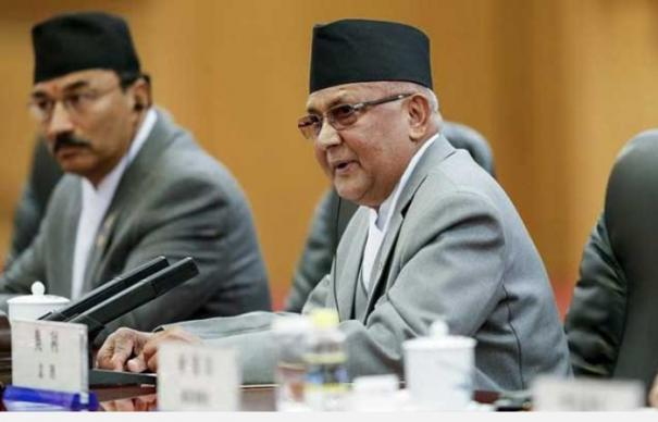 top-leaders-of-nepal-s-ruling-party-demand-pm-oli-s-resignation
