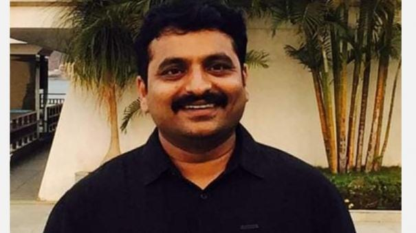 chandra-sekhar-sakhamuri-ias-as-cuddalore-collector