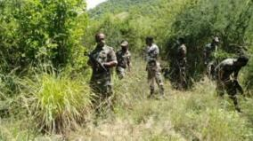 anti-naxal-force-conduct-search-in-western-ghats